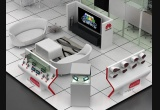 HUAWEI -Futurecom 200m²